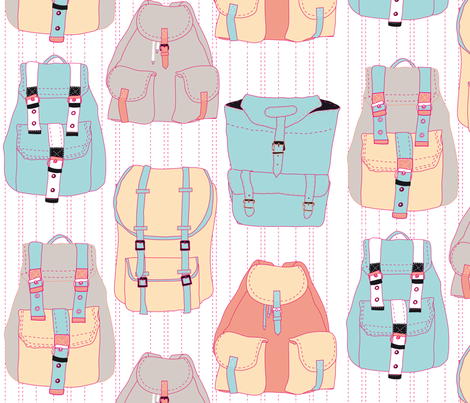 sac_a__dos fabric by lisahilda on Spoonflower - custom fabric