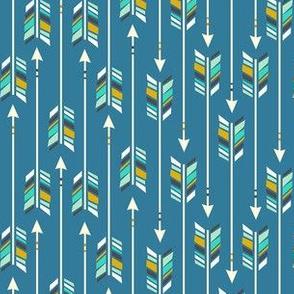 Small Arrows: Little Boy Blue