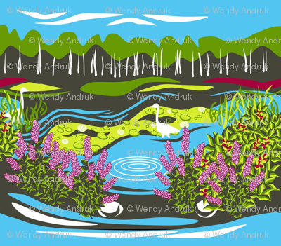 Burrage_Pond