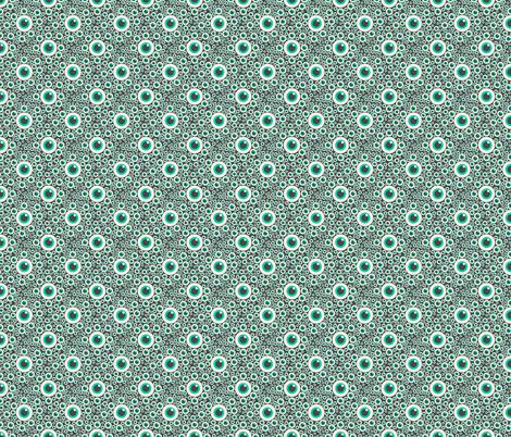Eye Bubbles fabric by halloweenhomemaker on Spoonflower - custom fabric