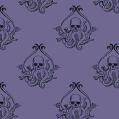 Simple Cthulhu Purple