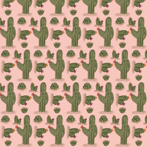 Spoonchallenge 1: Cactus