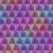Rrrr3d_squares___tahitian_sunset___peacoquette_designs___copyright_2014_shop_thumb