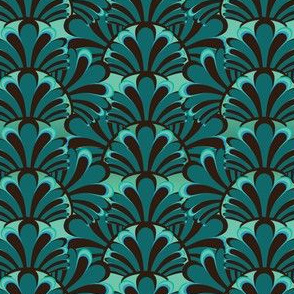Peacock_Geometric_Pattern
