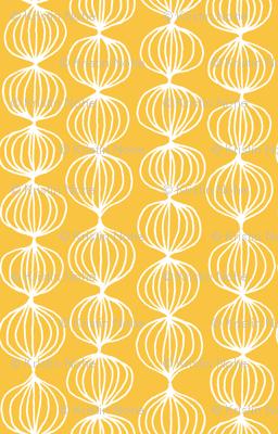 mod ogee - yellow orange