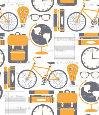 Bike Books Backpack