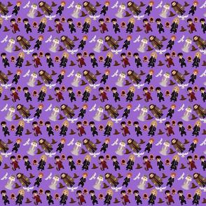 Harry purple