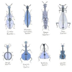 bluegrass beetles
