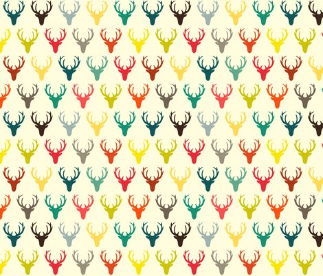 Rrretro_deer_head_simple_cream_st_sf_shop_preview