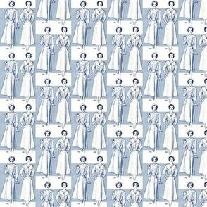 Vintage Nurse Pattern