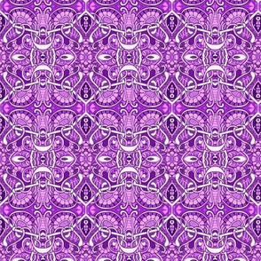 Purple Squirmy Swim