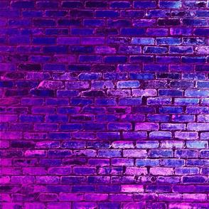 Urban Rainbow 2 - Purple Blue