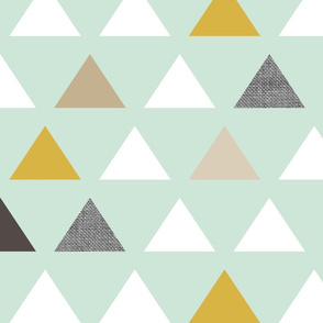 Large Mod Mint Triangles