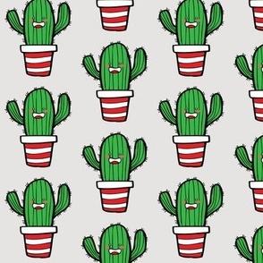 Baby Cactus in Platinum