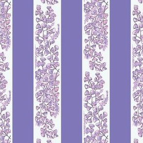 Curtain Stripe Lavender