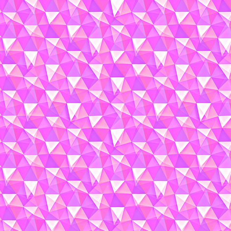 pink tourmaline crystals fabric by weavingmajor on Spoonflower - custom fabric