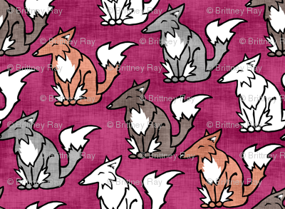 All the Foxes