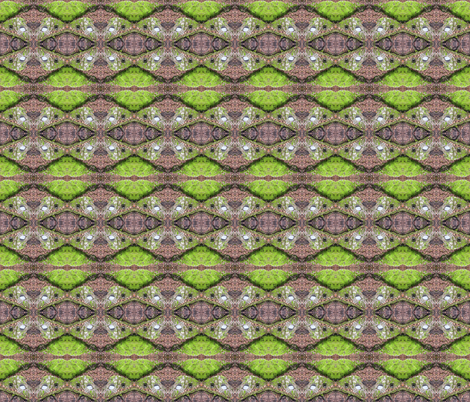 mossy | berkeley hills outcropping fabric by liberation on Spoonflower - custom fabric