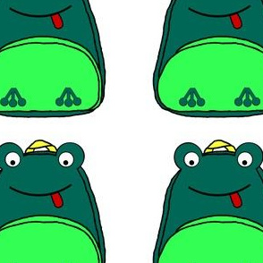 Frog Animal Backpack