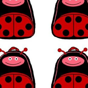 Ladybug Animal Backpack