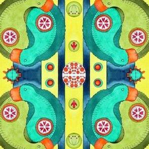 Yin Yang Platypus