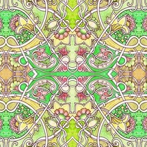Cheerful Perky Spring