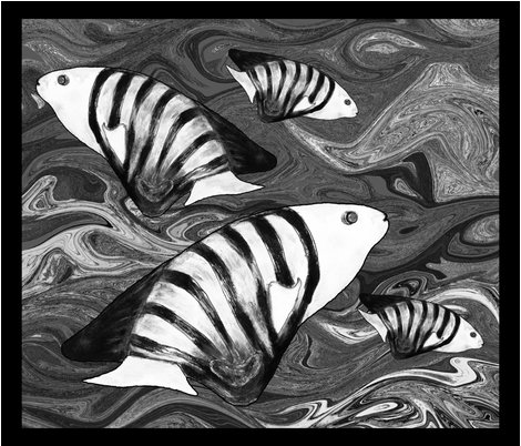 Rfishes_waves_bw_pillow_panel_shop_preview