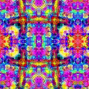 Abstracted  Flowers