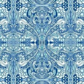 Starry Gardens Blues