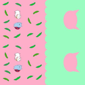 Catbug and Puppycat