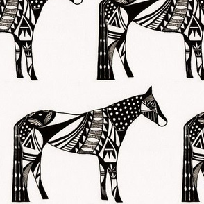 pottery pony