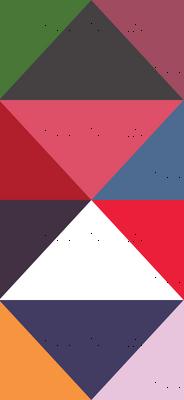Modernist Triangles ~ Panel B