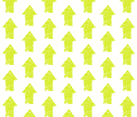 This way! fabric by miamaria on Spoonflower - custom fabric
