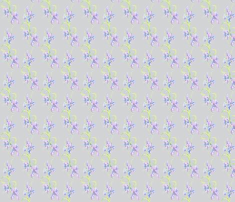 Lia dove fabric by mumby on Spoonflower - custom fabric