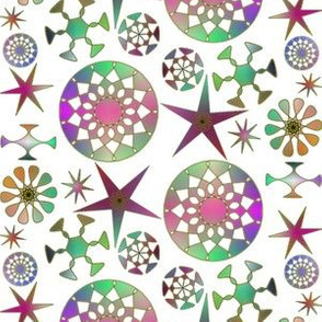 Plasma Inkscape Stars