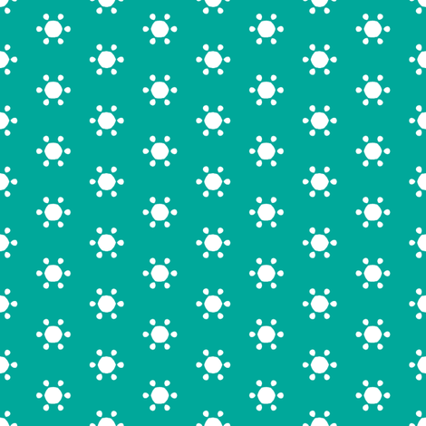 Make It With Dots fabric by fireflower on Spoonflower - custom fabric