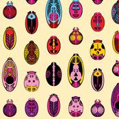 Colorful Beetles
