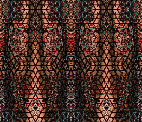 Gothic Drape fabric by whimzwhirled on Spoonflower - custom fabric