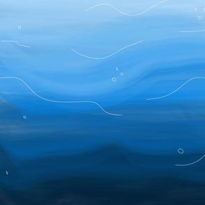 ocean ombre