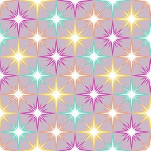 Lesser Stars - Gray