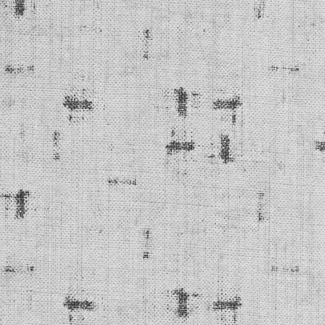 Field, charcoal on ash fabric by materialsgirl on Spoonflower - custom fabric