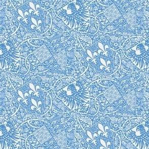 Blue Blazons