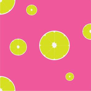 lemon me pink