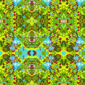 Jungle Walk Kaleidoscope