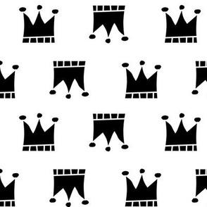 Black crowns