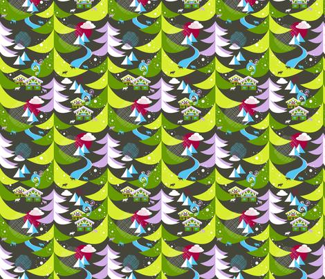 Swiss Hike fabric by paula's_designs on Spoonflower - custom fabric