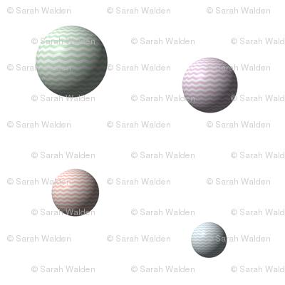 Chevrons Spheres