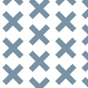 blue cross - elvelyckan