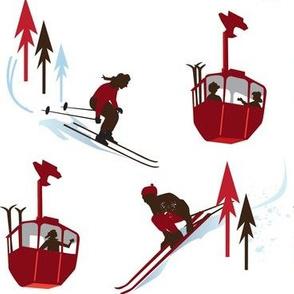 14-Skiersgondola