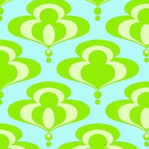 pastel mod clover